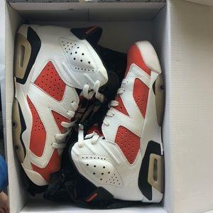 Nike Air Jordan 6 Retro Gatorade Size 8.5 NICE!
